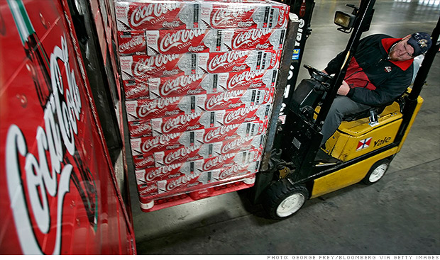 coke job cuts