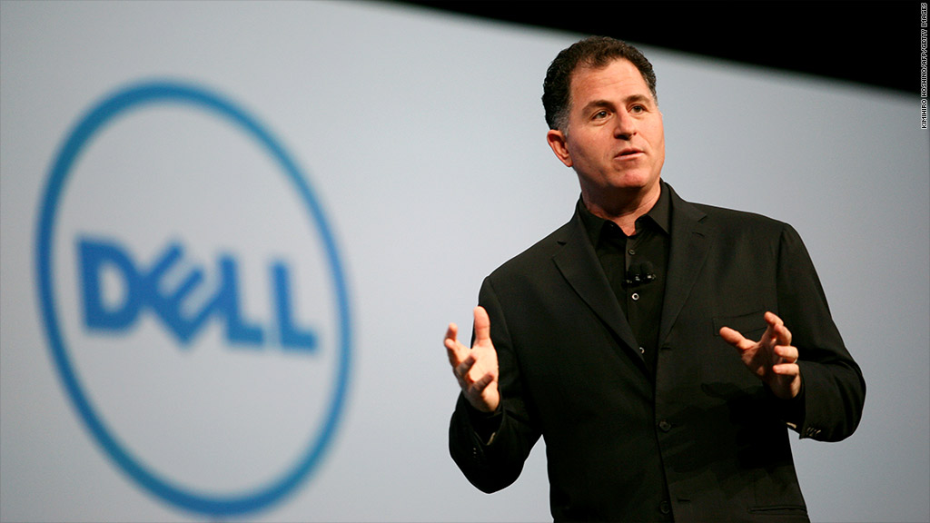 michael dell buyout