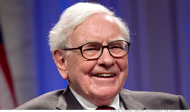 warren buffett goldman sachs