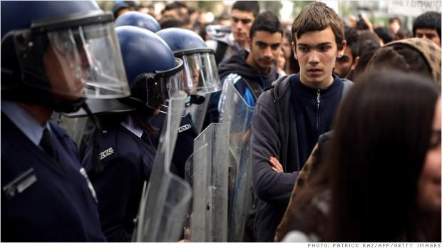 cyprus riots 2