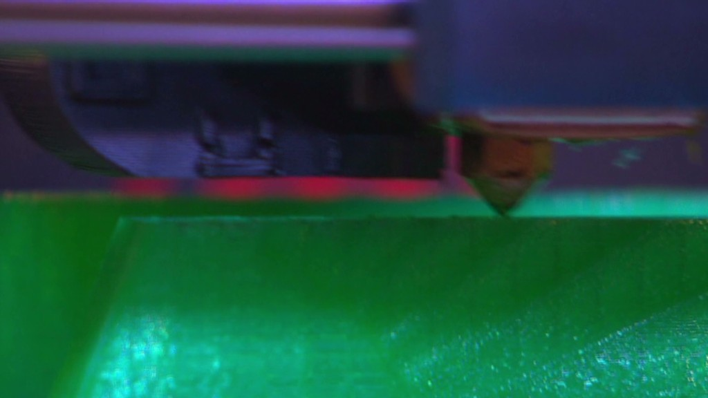 3D printing stocks: Fad or for real?