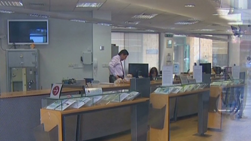 Cyprus banks reopen without a run