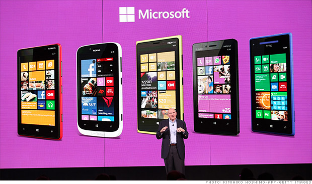 microsoft mobile phone