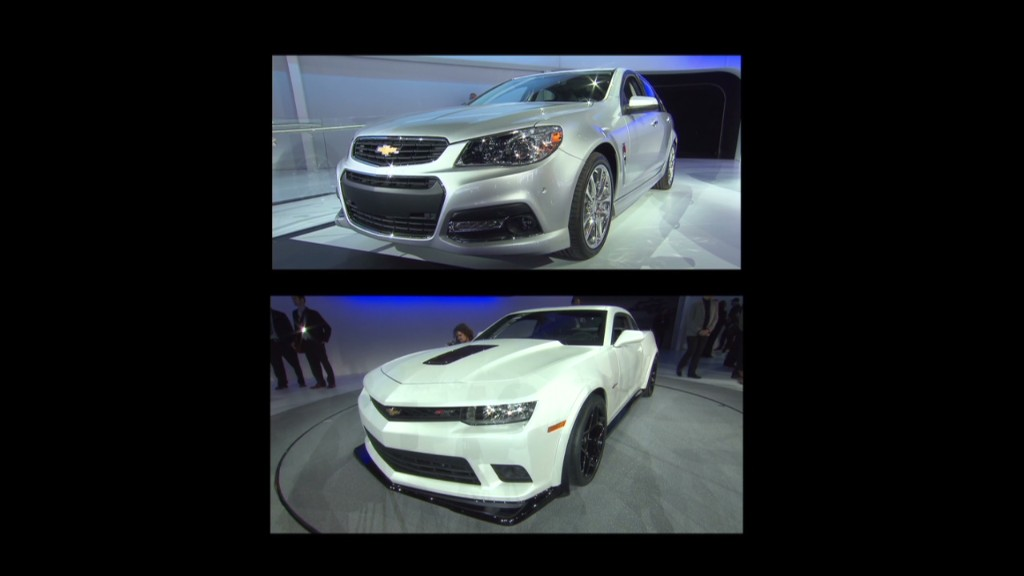 Chevy power: Wild or practical