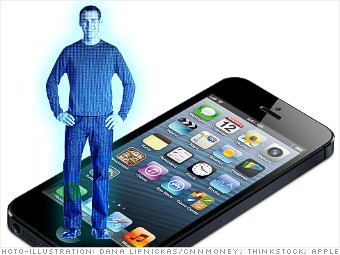 tech broken promises hologram phone call