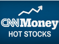 New: CNNMoney's Hot Stocks