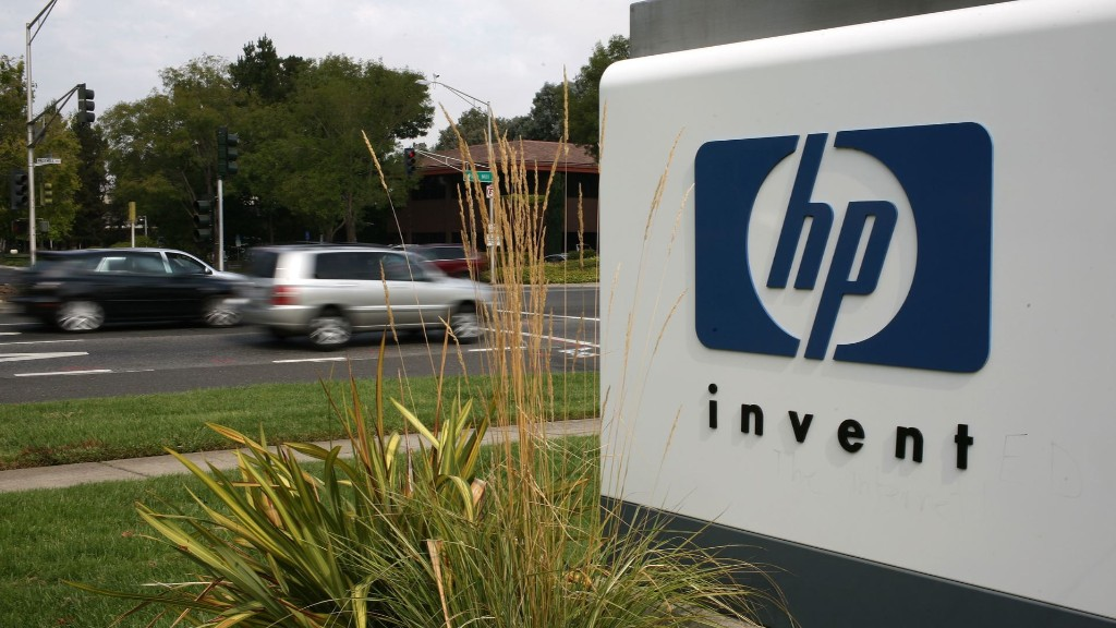 HP gets a reality check