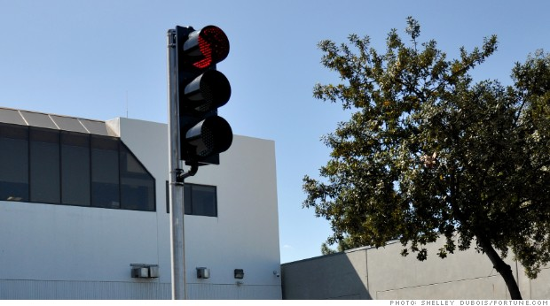 bmw stop light