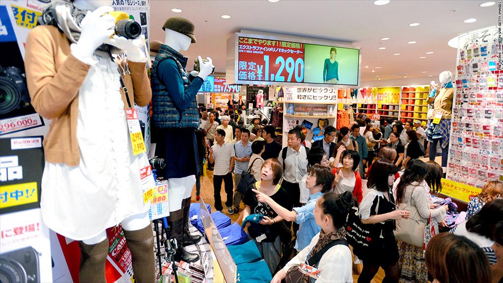 tokyo consumer prices