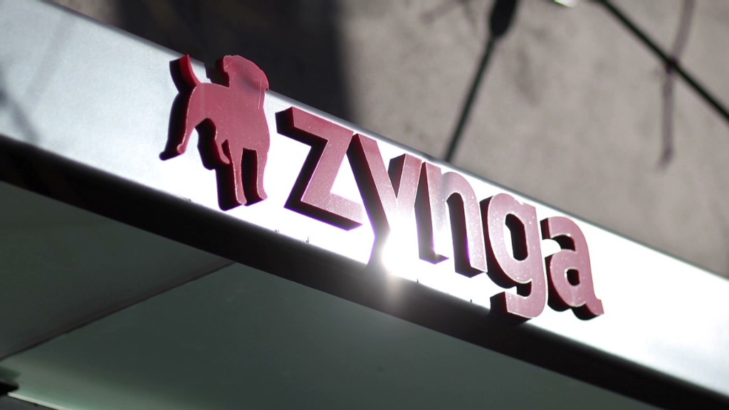 Zynga goes all-in with online poker