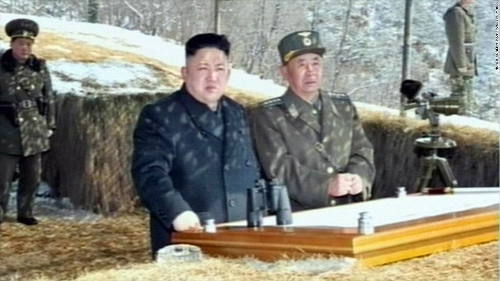 kim jong un north korea