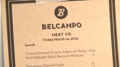Belcampo's quest to build the best burger