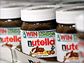 Tons of Nutella stolen in food crime spree