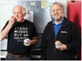 Ben and Jerry: Ice cream's sweetest pair