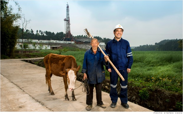 FRA29 china fracking