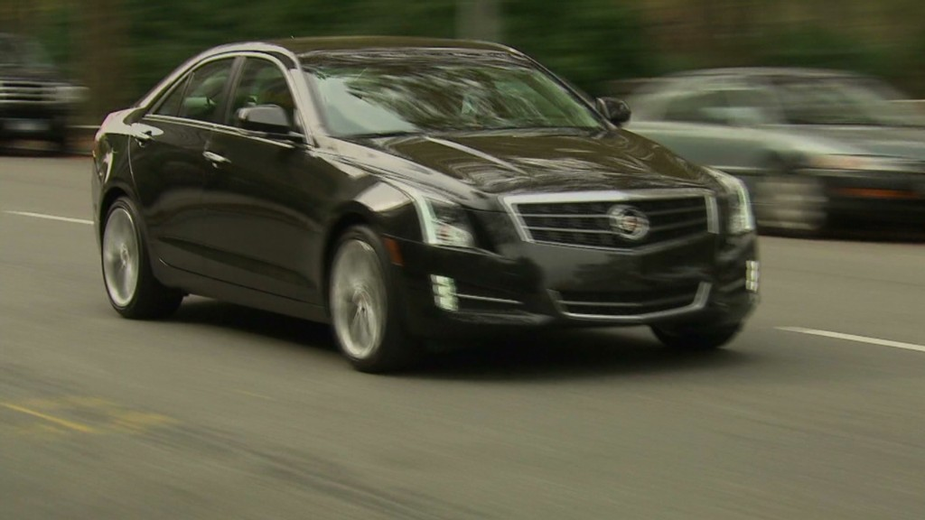Cadillac ATS: 'Standard of the World' returns