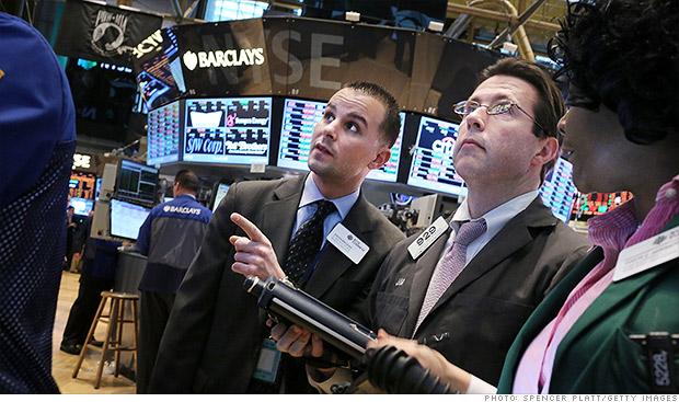 nyse traders rally