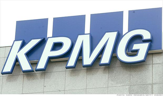 kpmg insider trading