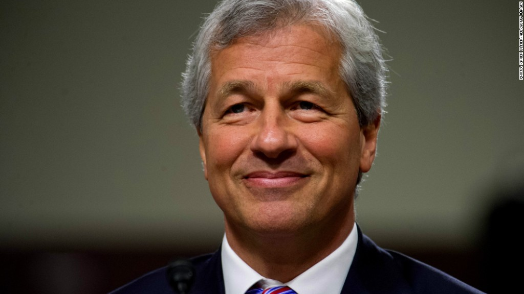 Jamie Dimon Net Worth
