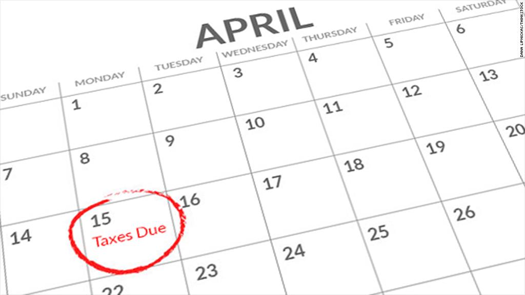 tax calendar