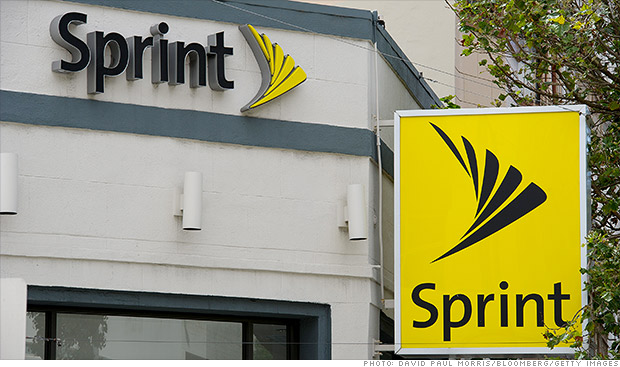 sprint dish network