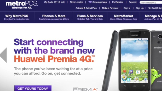 MetroPCS: Loser in Dish/Sprint bid