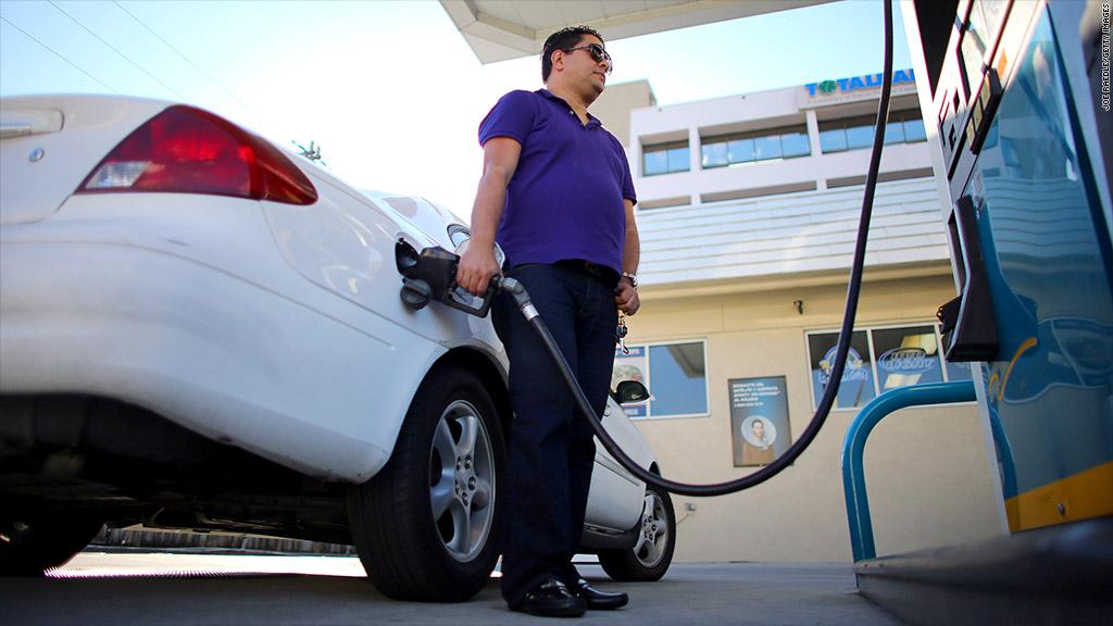 cpi gas prices