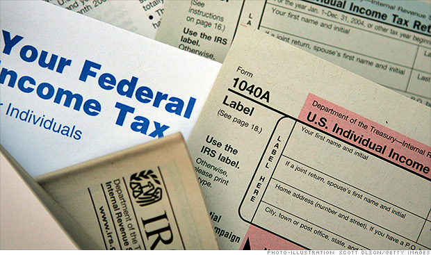 irs tax filing extension