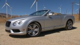 The Bentley GTC: Cheaper, lighter, better