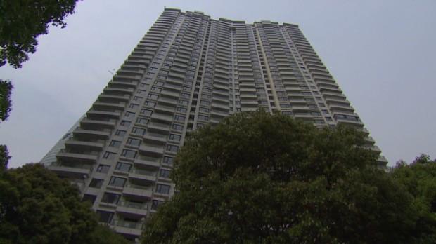 Shanghai's property price boom