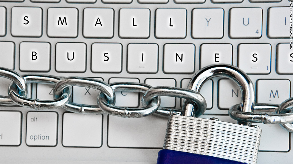 small business cyber crimes