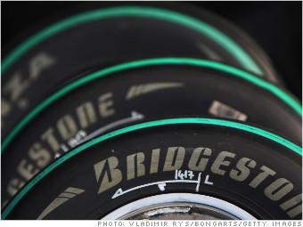 japan bridgestone