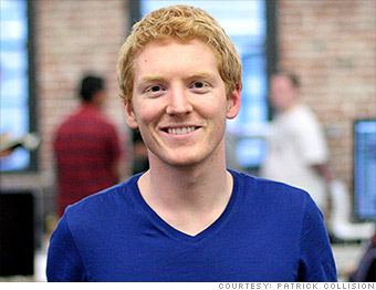 next mark zuckerberg patrick collision