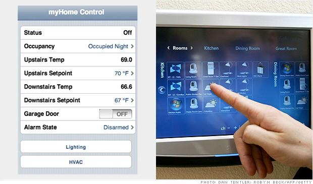 hack home control
