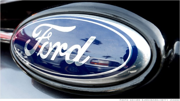 ford earnings 042413