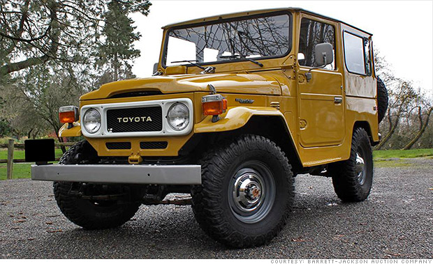 gallery collectible suvs