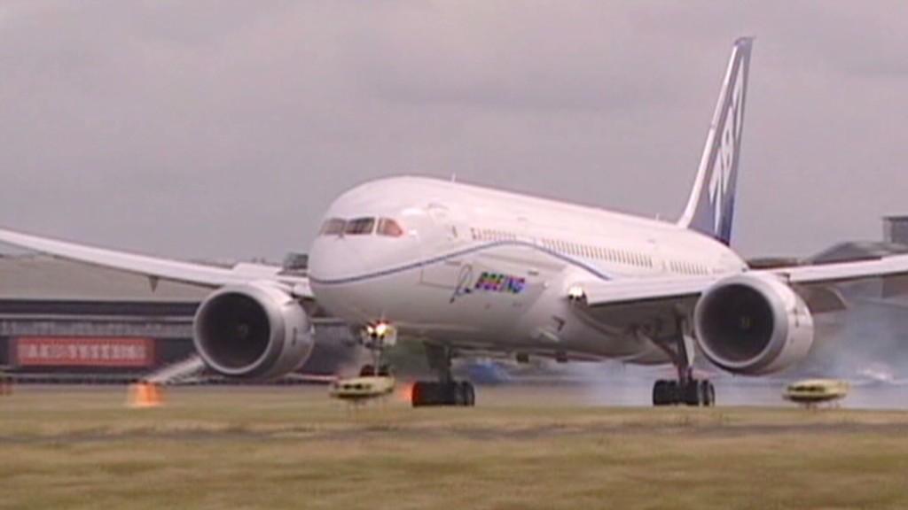Looking past Boeing's Dreamliner issues