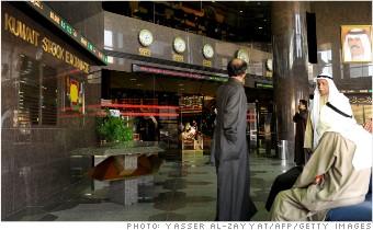 hottest markets kuwait