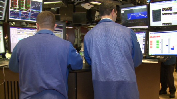 Market correction 'wouldn't take much'