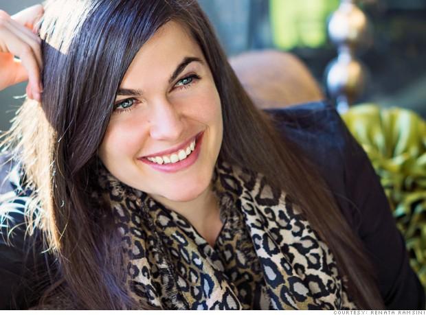 kate finley entrepreneurs 2013 business launch