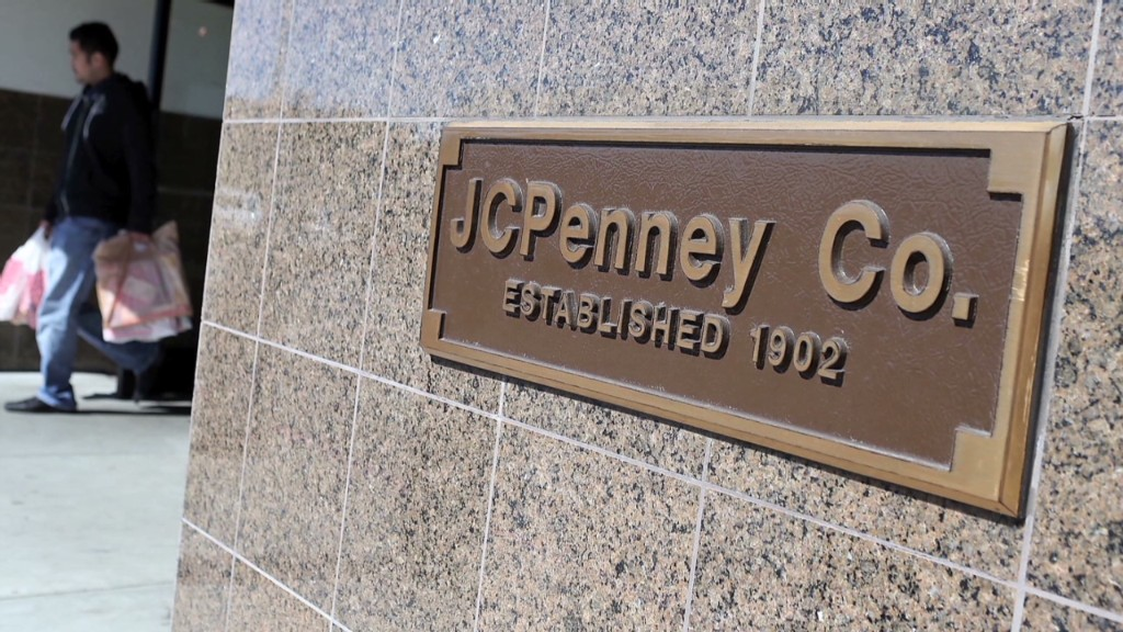 J.C. Penney's new customer: George Soros