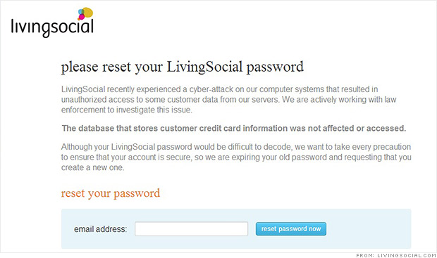 living social hacked