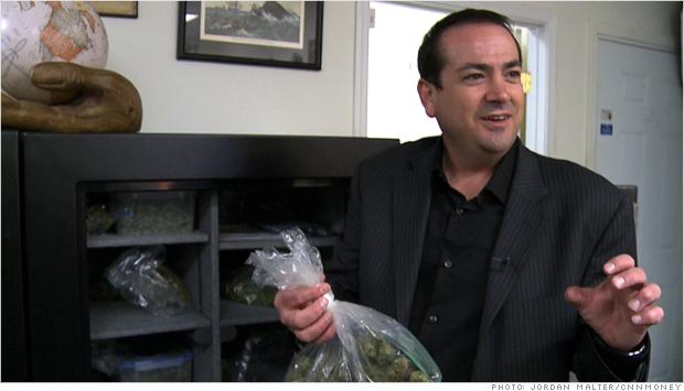 marijuana industry john davis