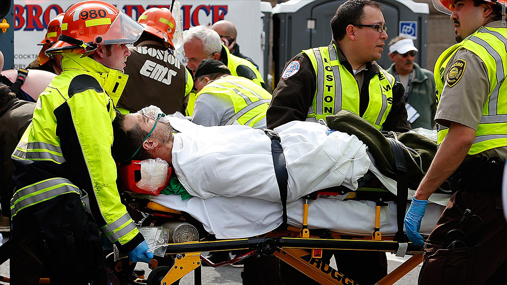 boston victims medical bills