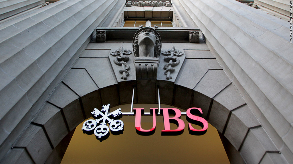 ubs earnings
