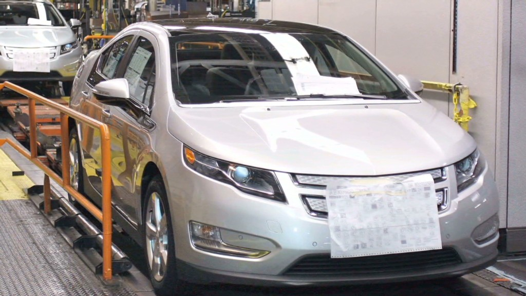 GM CEO: Volt will be profitable