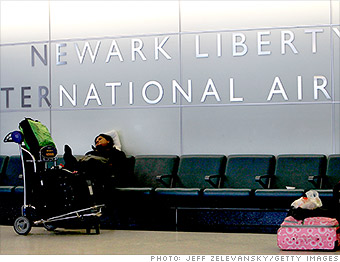 newark international worst airports
