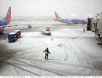 chicago midway worst airports