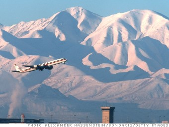 salt lake city best airports