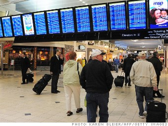 minneapolis best airports